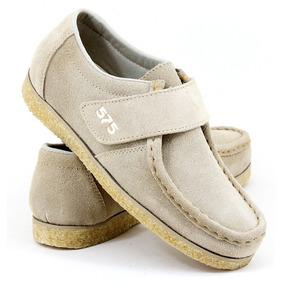 4f222d69b23 Sapato Retro Solado Crepe Estilo 775 Cacareco Preto Anos 80