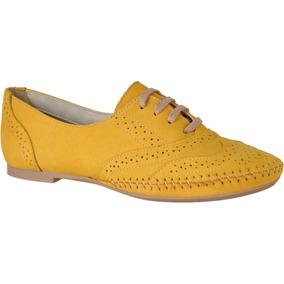 da7957eb07 Sapato Oxford Verde, Couro Legitimo, Nr.39 Feminino Oxfords ...
