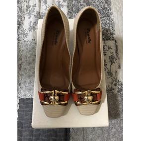 2f543c20b Sapato De Salto Juvenil Tam. 35 - Sapatos no Mercado Livre Brasil