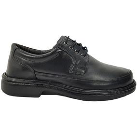 2a120a84459ca Sapato Masculino Anti Stress Terapia La Sainça Couro 484