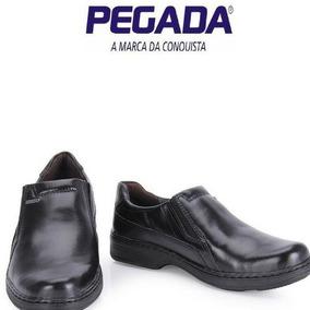 3bdc2541047 Sapato Social Masculino Pegada Bico Redondo 40 - Sapatos no Mercado ...