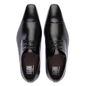 a406a1710af Sapato Social 100% Couro Legítimo Design Italiano - Calçados
