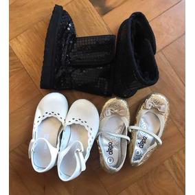d2a2ff66c3a Calcados Infantil Usados - Sapatos