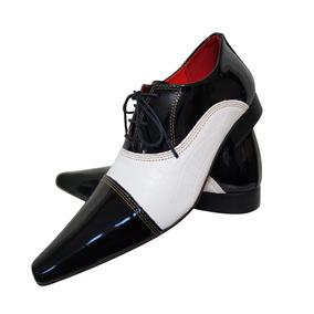 2b8fcd6ca Sapato Branco Masculino Social Sapatos Sociais - Sapatos Sociais e ...