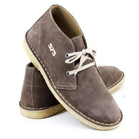 fce97cd9207 Sapato Cacareco Estilo 775 Anos 80 Sola Crepe Otimo Produto