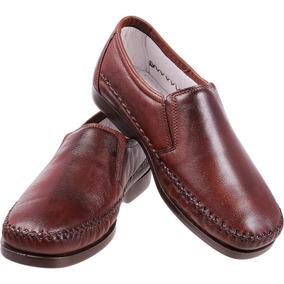 8027018d75 Sapato Masculino Cns Couro Pelica Mocassins - Sapatos Sociais e ...