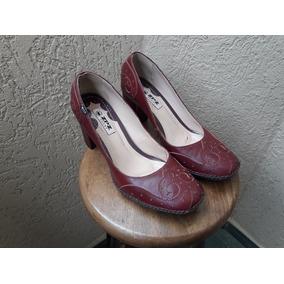 526caf197e Sapato Mondrian Zpz Shoes Retro - Sapatos para Feminino no Mercado ...