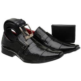 5f3cf1f58 Sapatos Sociais Masculinos Exclusivos - Sapatos no Mercado Livre Brasil