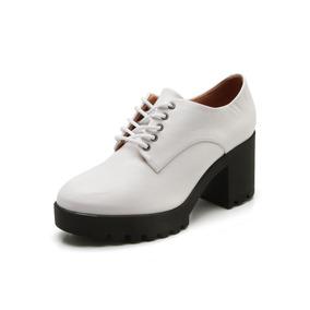 3521d31890 Sapato Oxford Vazado Oxfords Feminino - Sapatos Sociais e Mocassins Branco  em Rio Grande do Sul no Mercado Livre Brasil