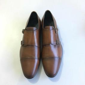 9dd3398b0 Sapato Louie Monk Strap Barlee 43 Novo