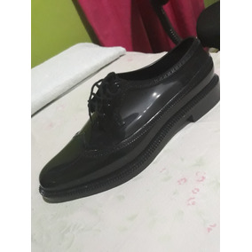 b4fa1ccb1 Sapato Masculino Sola Grossa Melissa - Sapatos no Mercado Livre Brasil