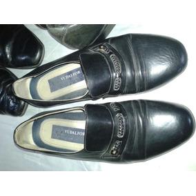 26f4062d1 Lote Sapato Masculino Usados Usado no Mercado Livre Brasil