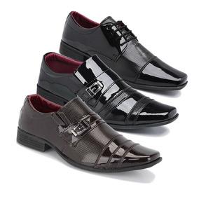 68578f46c Fivela Fecho Zimag Sapatos Sociais Masculino - Sapatos no Mercado ...