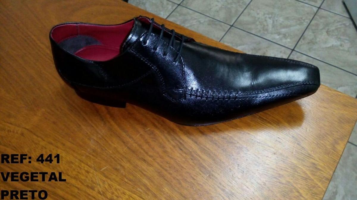 8ad70bfad sapatos social masculino verniz + meia social + frete gratis. Carregando  zoom.