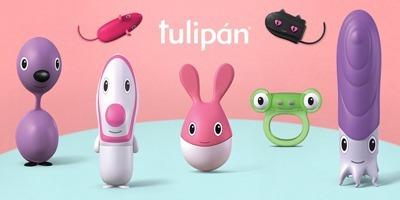 sapito vibrador tulipan sex toy