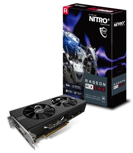 sapphire nitro+ rx580 limited edition 8gb envio gratis