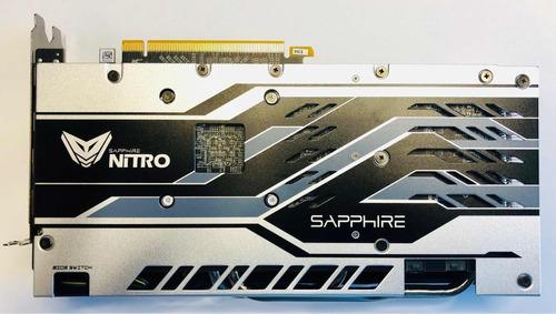 sapphire radeon nitro+ rx 580 8gb gddr5 dual hdmi/dvi-d/dual