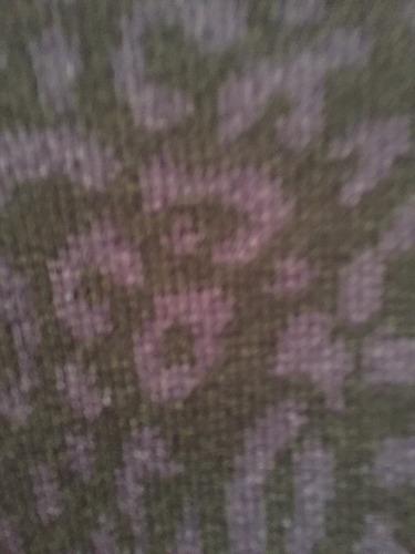 saquito manga larga tejido