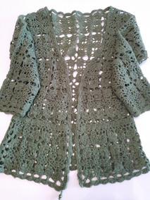 b94cef369 Saquito Tejido Al Crochet.imperdible !!!
