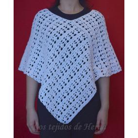 4176283ba9d47 Poncho Y Boina A Crochet en Mercado Libre Argentina