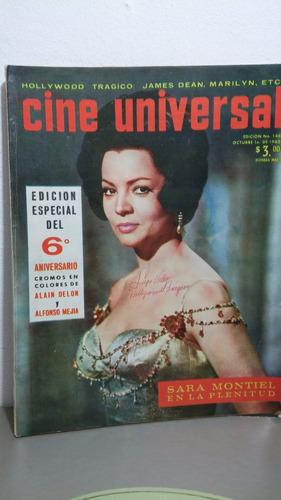 sara montiel revista cine universal oct 1962