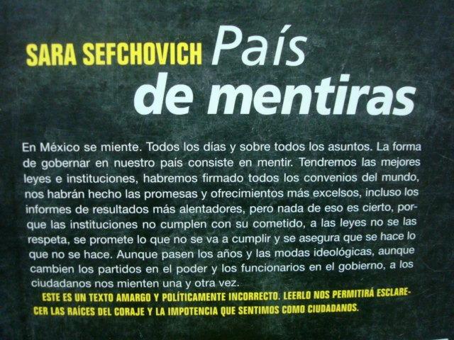 Pais de mentiras sara sefchovich pdf for Arquitectura parametrica pdf