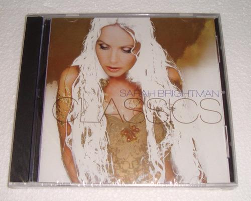 sarah brightman classics cd sellado