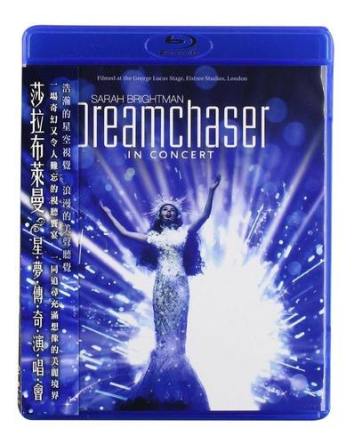 sarah brightman dreamchaser in concert blu-ray