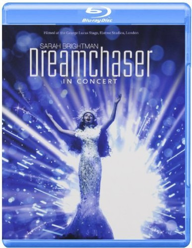 sarah brightman dreamchaser: in concert blu-ray hk import