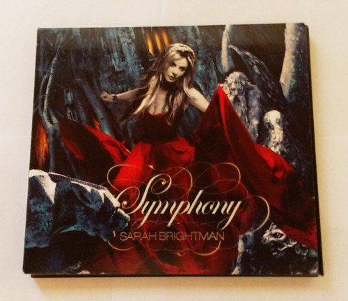sarah brightman symphony deluxe edition cd