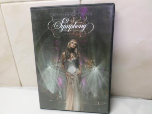 sarah brightman symphony live in vienna cd + dvd