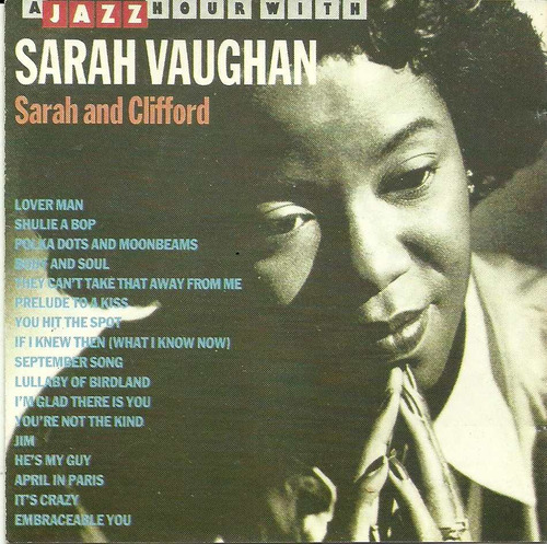 sarah vaughan sarah and clifford