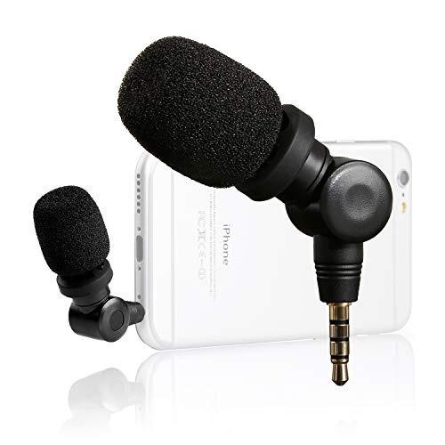 saramonic smartmic mini flexible condenser microphone with h