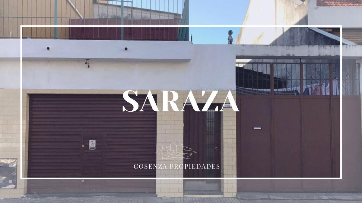 saraza al 1100-parque chacabuco-cap.fed.-local con vivienda