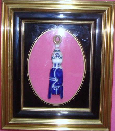 sargadelos -gran amuleto - cornoman