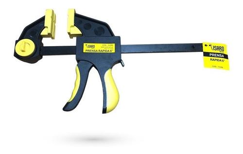 sargento rapido automatico prensa rapida gatillo 15cm - 6