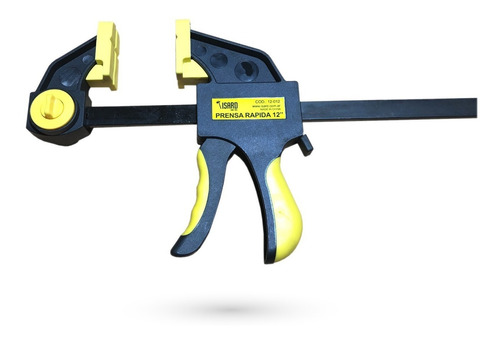 sargento rapido automatico prensa rapida gatillo 30 cm - 12