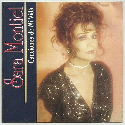 sarita montiel. canciones de mi vida. cd original