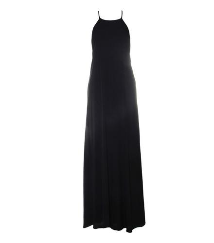 sarkany lone - vestido mujer de crepe viscosa