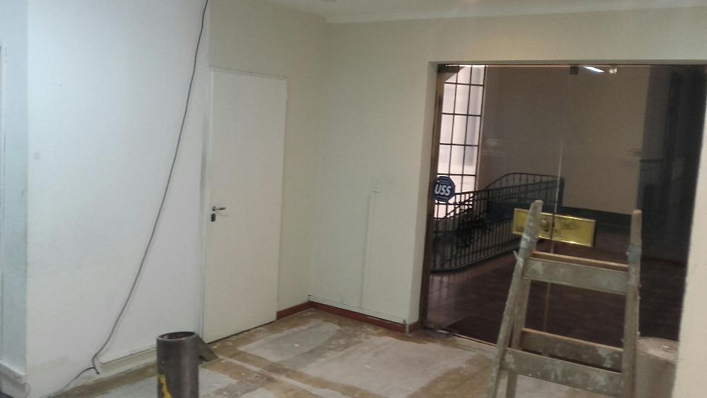 sarmiento 600 3-a - microcentro (comercial) - oficinas planta libre - alquiler