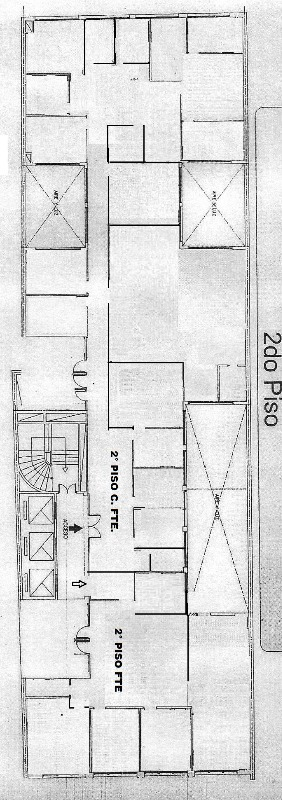 sarmiento 600 - microcentro (comercial) - oficinas planta dividida - alquiler