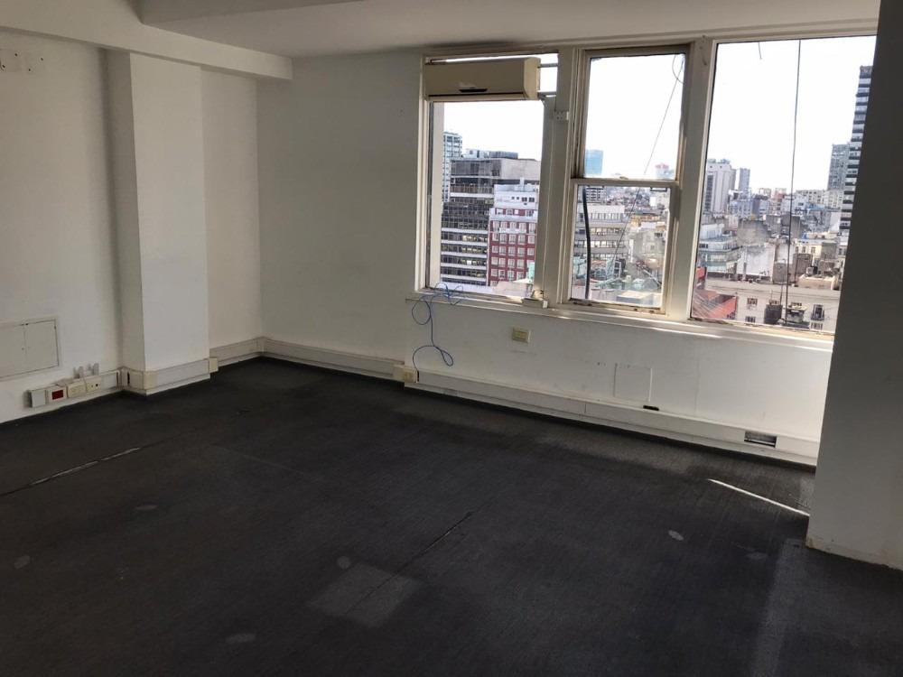 sarmiento y florida piso  215 m2  pta libre todo luz -impec.