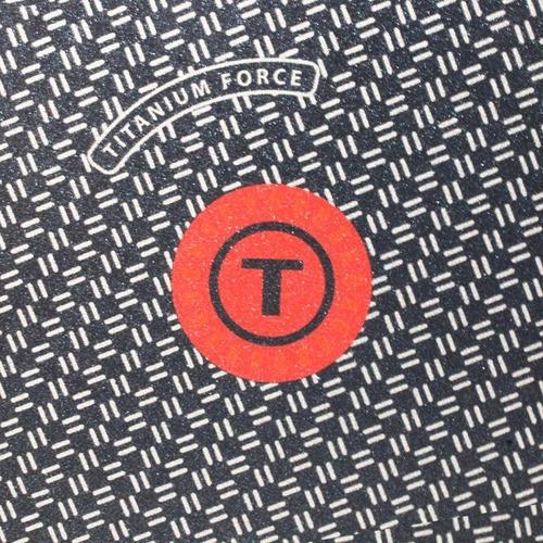 sartén 30 cm con antiadherente hard titanium negro t-fal b2540782