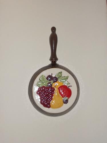 sartén adorno de cocina (30 cm)