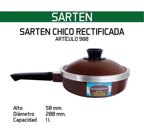 sarten chico eterna rectificada art. 900 1 lts!!!