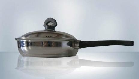 sarten de 24 cm super reforzado con triple fondo olla wok