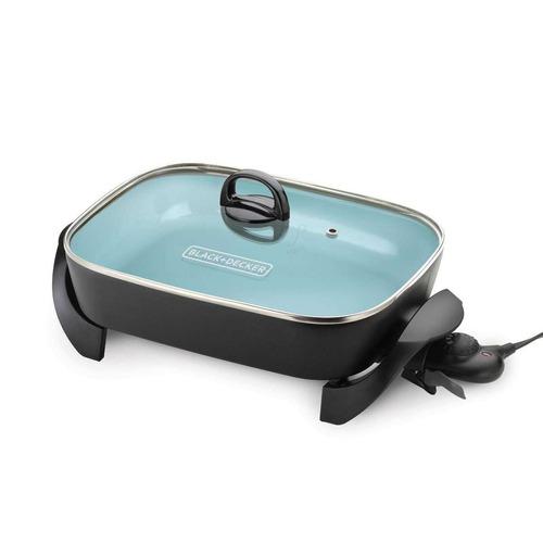sartén eléctrico black & decker (skg603) nuevo en caja