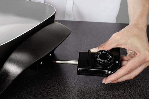 sarten electrico oster 12 pulgadas control de temperatura
