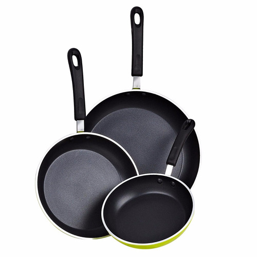 sartenes cook n home 8 to 10 to 12-inch frying pan/saute