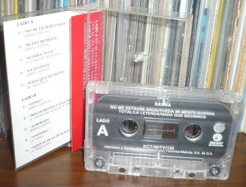 sasha cassette sasha